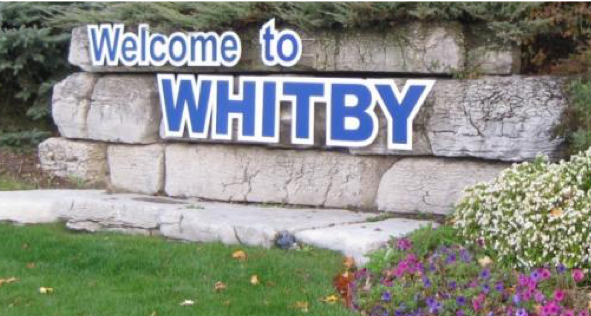 Welcome to Whitby, Ontario